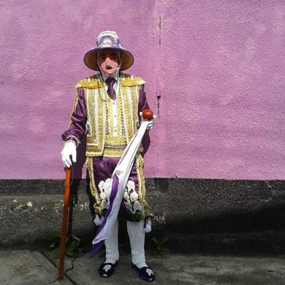 Palero de San Isidro en la Locainas de Pueblo Llano