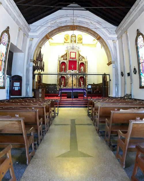 Iglesia de Aregue